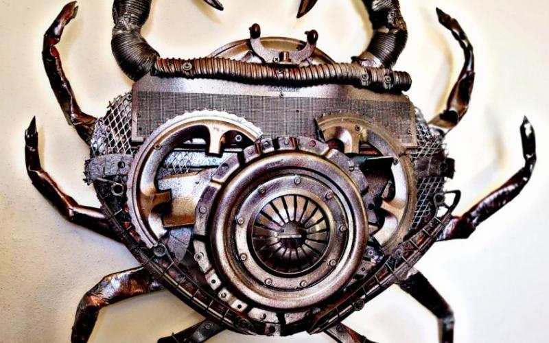 tuscany, fish, sculture, legno, mare, design, materiali riciclati, pesci, arte moderna, tuscany fish art , by marco ghizzani,idea regalo,pesci di legno,sculture con materiali riciclati,riciclo 100%